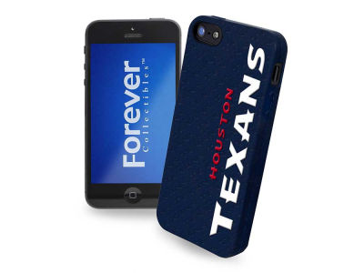 Houston Texans iPhone SE Case Silicone Logo