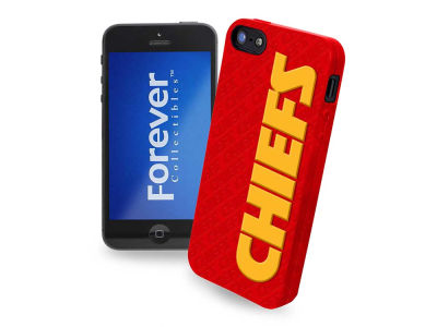 Kansas City Chiefs iPhone SE Case Silicone Logo
