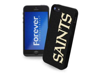 New Orleans Saints iPhone SE Case Silicone Logo