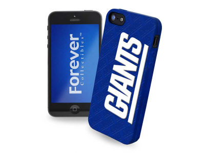 New York Giants iPhone SE Case Silicone Logo
