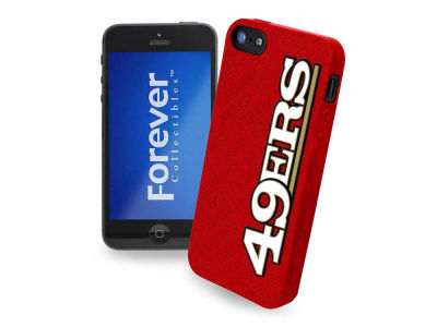 San Francisco 49ers iPhone SE Case Silicone Logo