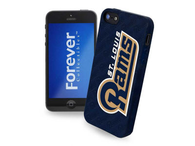 St. Louis Rams iPhone SE Case Silicone Logo