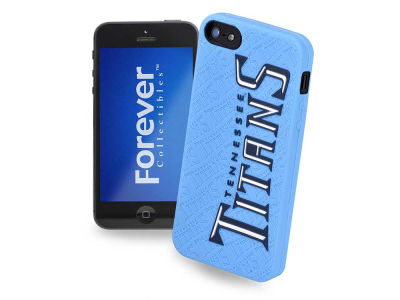 Tennessee Titans iPhone SE Case Silicone Logo