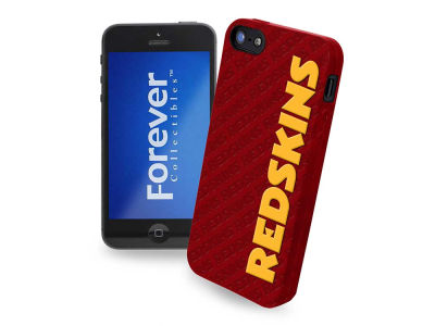 Washington Redskins iPhone SE Case Silicone Logo