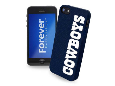 Dallas Cowboys iPhone SE Case Silicone Logo