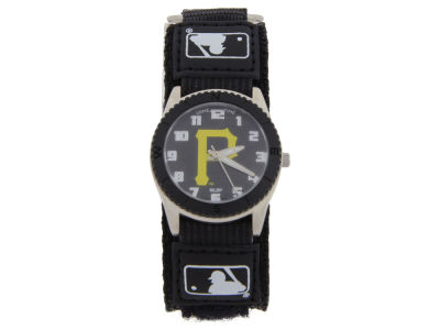 Pittsburgh Pirates Rookie Kids Watch Black
