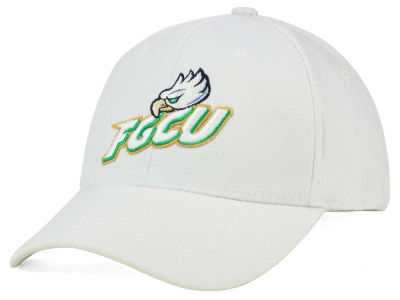 Florida Gulf Coast Eagles Top of the World NCAA White PC Cap