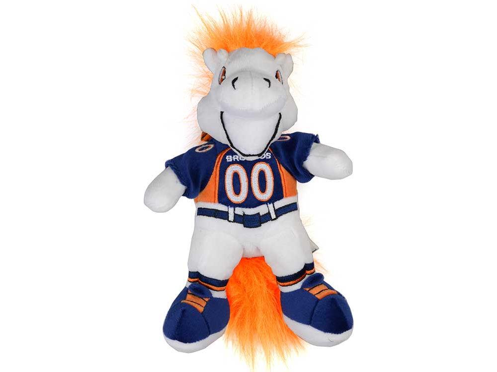 Denver Broncos 8inch Plush Mascot Lids Com