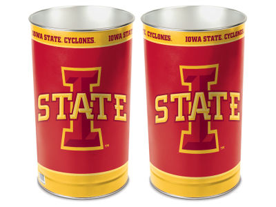 Iowa State Cyclones Trashcan