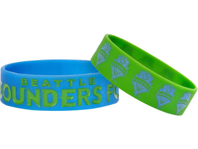 Seattle Sounders FC 2-pack Phat Bandz
