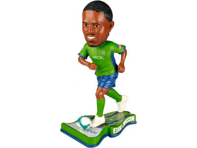 Seattle Sounders FC Eddie Johnson Pennant Base Bobble