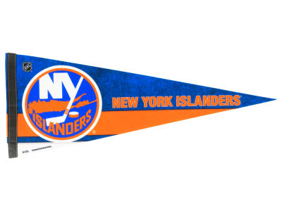 New York Islanders 12x30in Pennant