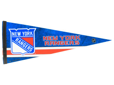 New York Rangers 12x30in Pennant