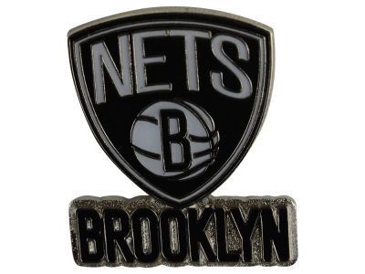 Brooklyn Nets Logo Pin