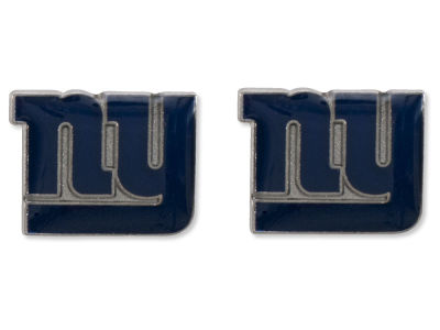 New York Giants Logo Post Earrings