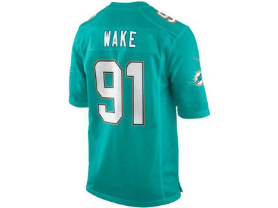 Miami Dolphins Cameron Wake Nike NFL Men's Game Jersey