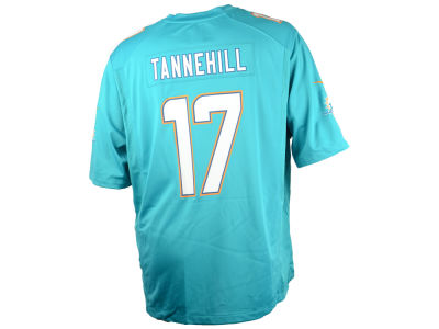 Miami Dolphins Ryan Tannehill Nike NFL Game Jersey Extended Size
