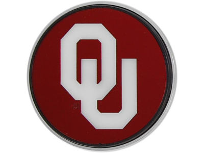 Oklahoma Sooners Laser Hitch Cover