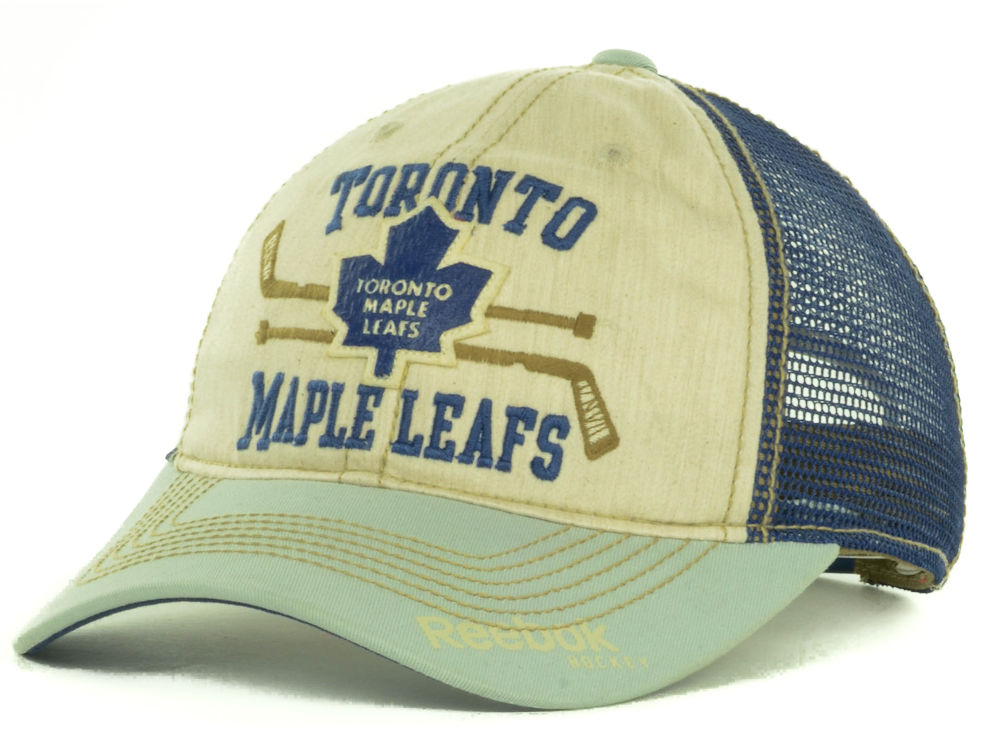 finest selection 157b5 e780a ... new era 59fifty fitted hats green black yellow red 5c863 9dcc4 shopping toronto  maple leafs reebok nhl hockey stick mesh cap 67ad5 4066e ...