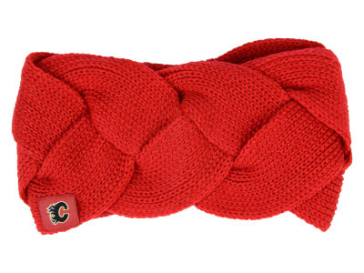 Calgary Flames Reebok NHL 2013 Womens Headwrap