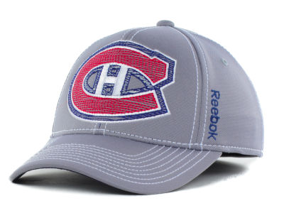 Montreal Canadiens Reebok NHL Kids 2nd Season Flex Cap