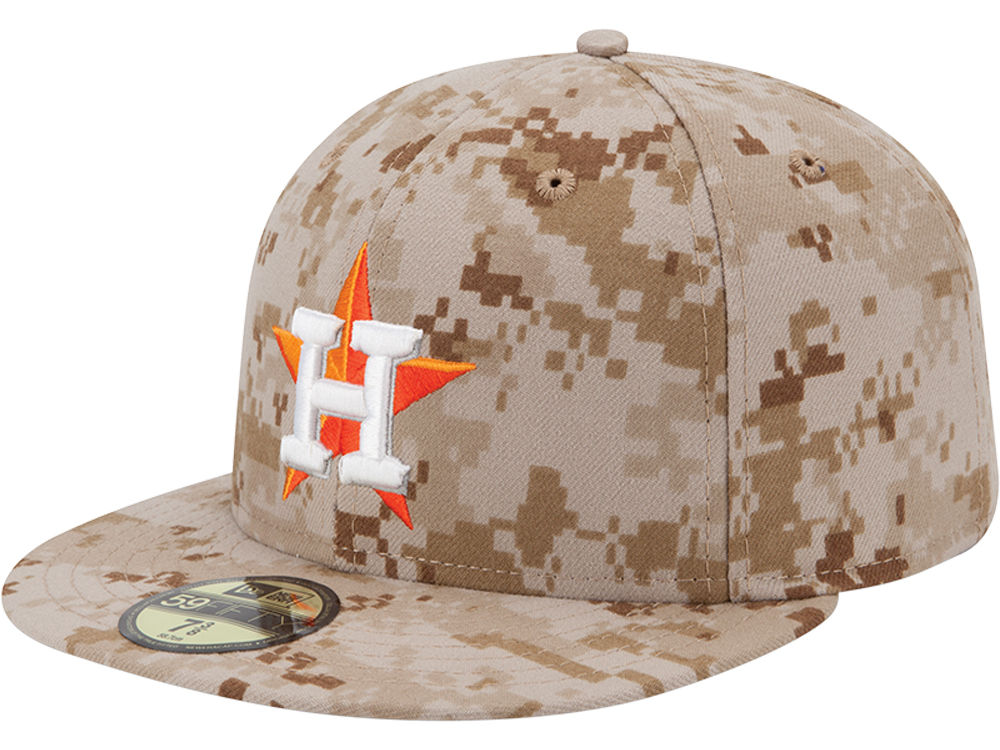 online store 6241d 630bf ... authentic on field fitted hat orangecustom 011fb 74960  low price houston  astros new era mlb 2013 memorial day stars stripes 59fifty cap b2809 89015