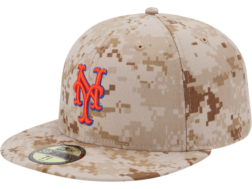 New York Mets New Era MLB 2013 Memorial Day Stars   Stripes 59FIFTY Cap  a8832012811