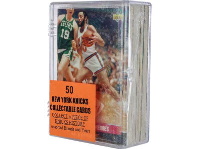 New York Knicks 50 Card Pack-Assorted