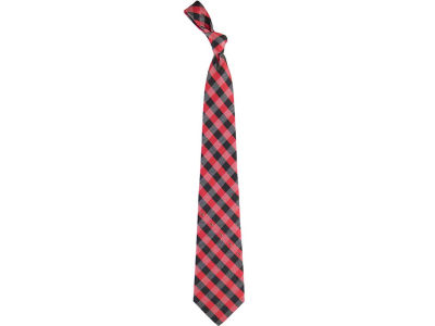 Arizona Cardinals Polyester Checked Tie