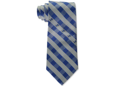 Detroit Lions Polyester Checked Tie