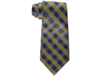 St. Louis Rams Polyester Checked Tie