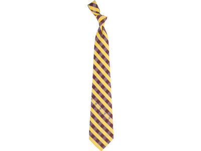 Washington Redskins Polyester Checked Tie