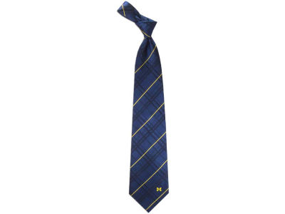 Michigan Wolverines Oxford Woven Tie