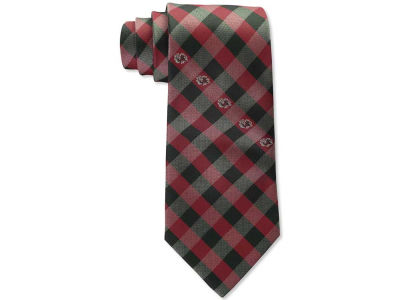 South Carolina Gamecocks Polyester Checked Tie
