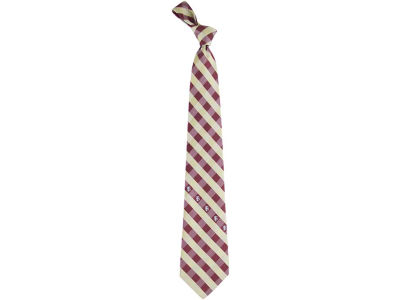 Florida State Seminoles Polyester Checked Tie