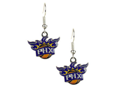 Phoenix Suns Logo Earrings