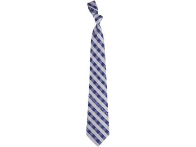 Kansas City Royals Polyester Checked Tie