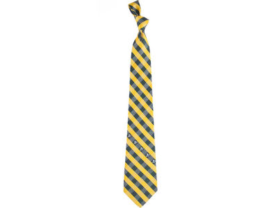 Oakland Athletics Polyester Checked Tie