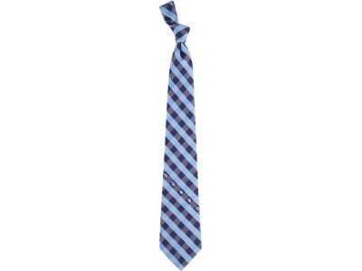 Tampa Bay Rays Polyester Checked Tie