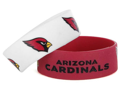 Arizona Cardinals 2-pack Wide Bracelet