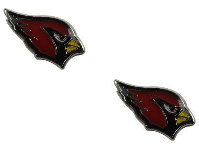 Arizona Cardinals Logo Post Earrings