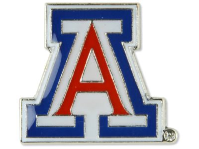 Arizona Wildcats Logo Post Earrings