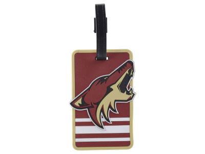 Phoenix Coyotes Soft Bag Tag