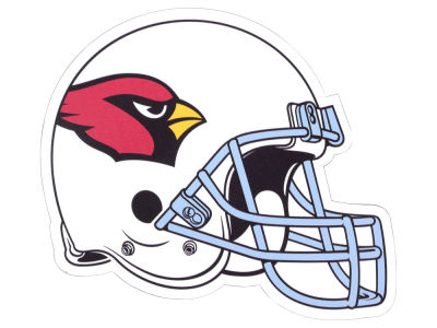 Arizona Cardinals 8in Car Magnet
