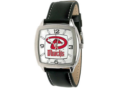 Arizona Diamondbacks Retro Leather Watch