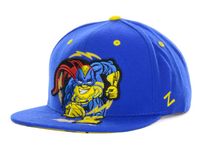 Tulsa Golden Hurricane Zephyr NCAA Menace Snapback Cap