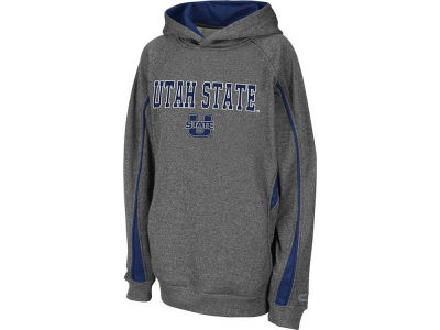 Utah State Aggies NCAA Youth Renegade Hoody
