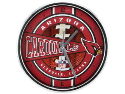 Phoenix Suns Chrome Clock