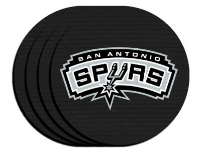 San Antonio Spurs 4-pack Neoprene Coaster Set