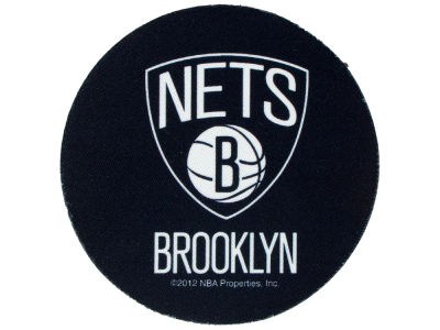 Brooklyn Nets 4-pack Neoprene Coaster Set